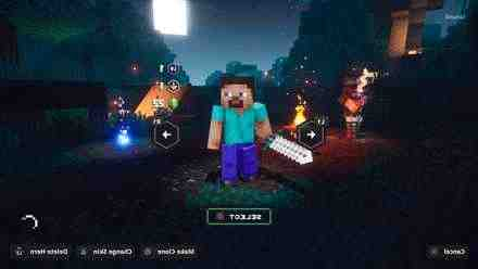 Minecraft Dungeons - Commencer une ancienne chasse